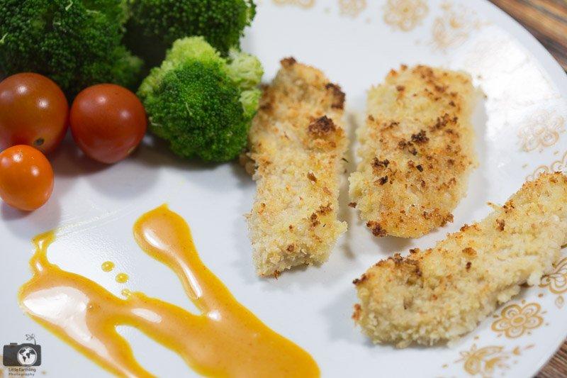 homemade chicken fingers recipe