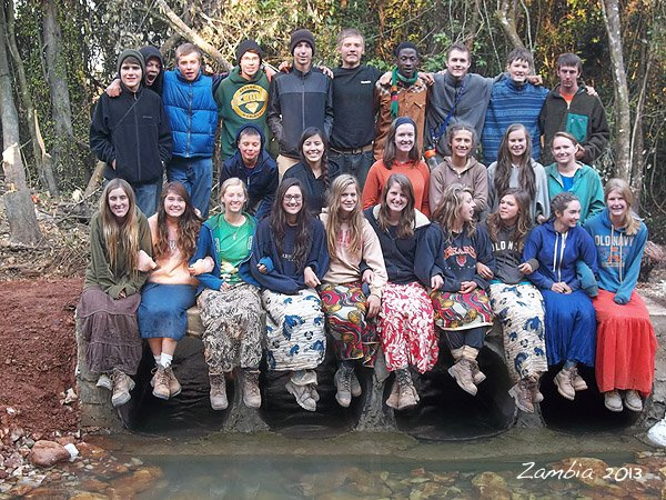 teen missions, teen missions international, teen missions zambia, summer missions trips, zambia, large family, large family blog