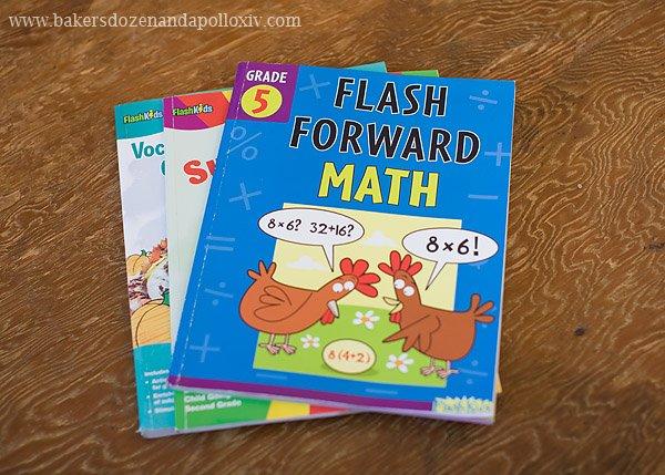 flash kids, flash kids workbooks