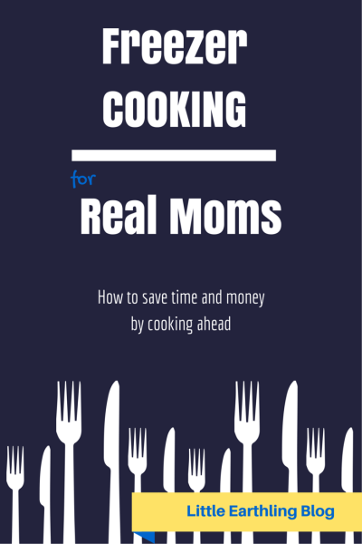 Freezer Cooking for Real Moms