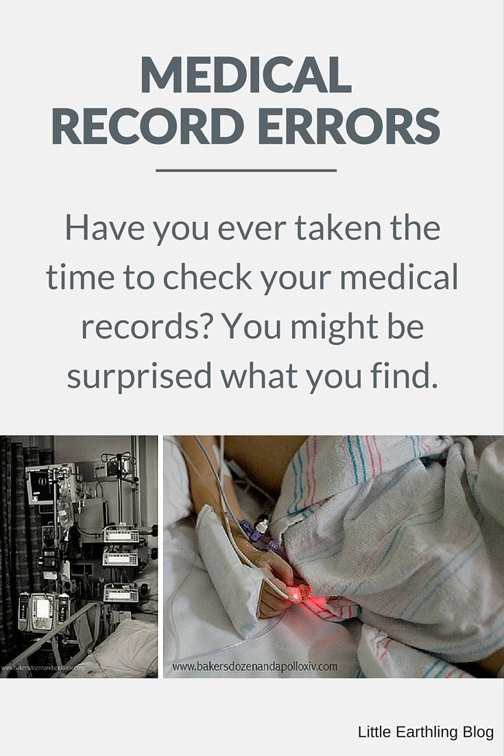 Medical Record Errors