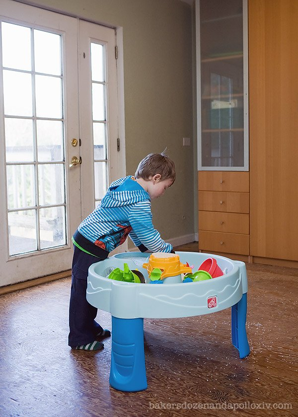 Step2 Water Works Table Review