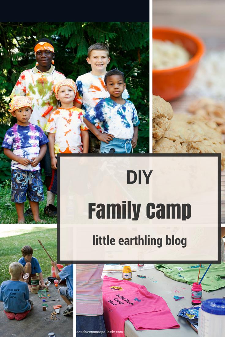 Host a DIY Family Camp