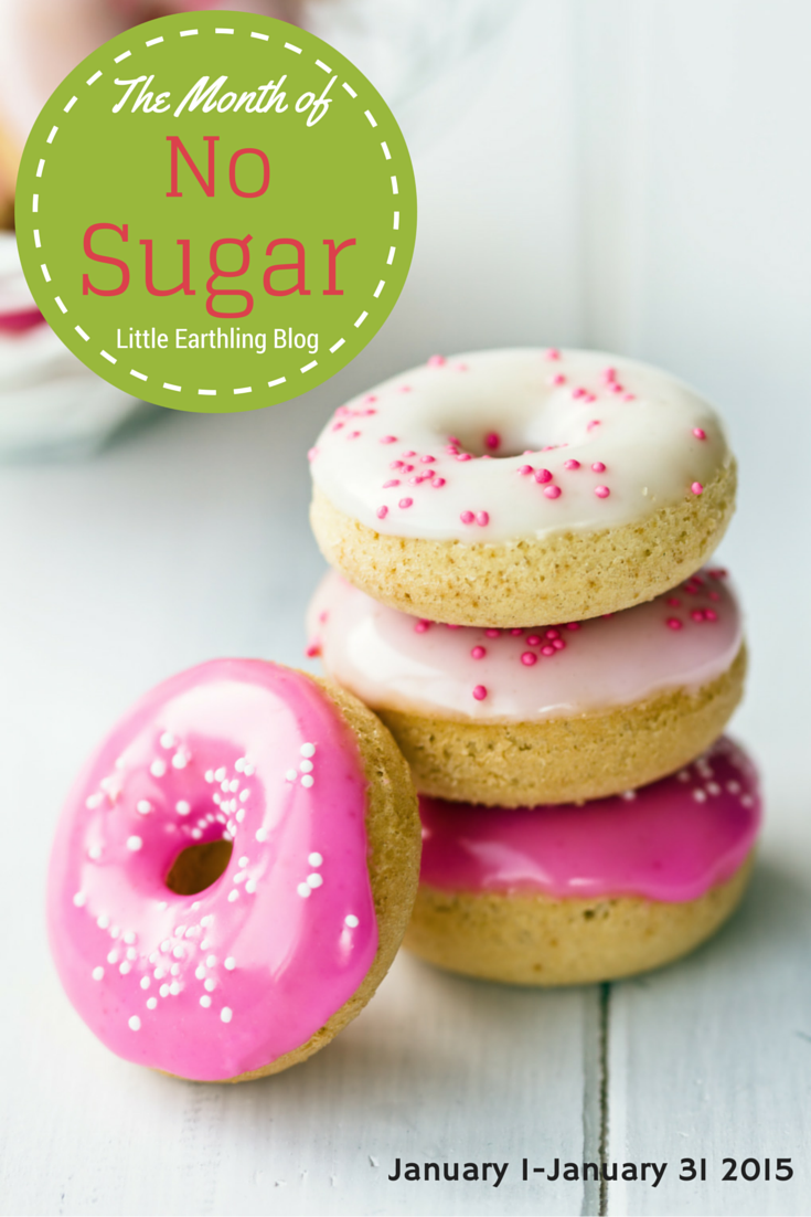 The month of no sugar