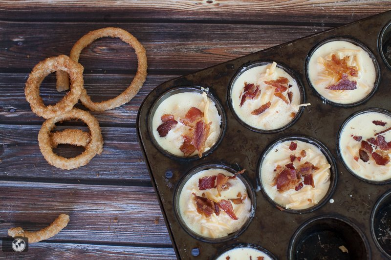 Mouthwatering Bacon Onion Ring Quiche Recipe