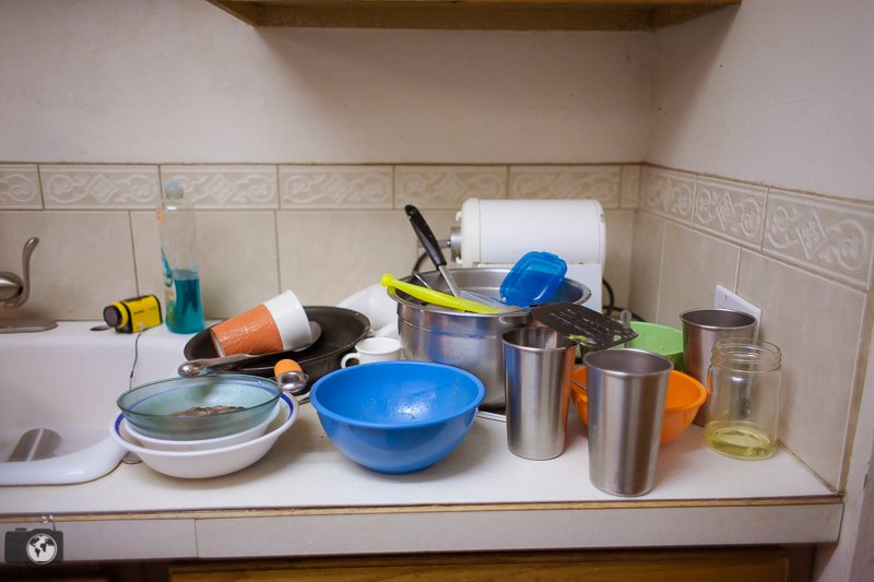 How to Teach Kids to Clean the Kitchen