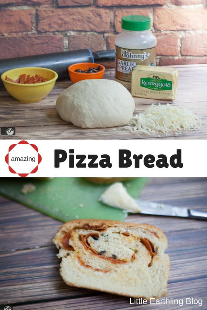 Amazing Pizza Bread Recipe