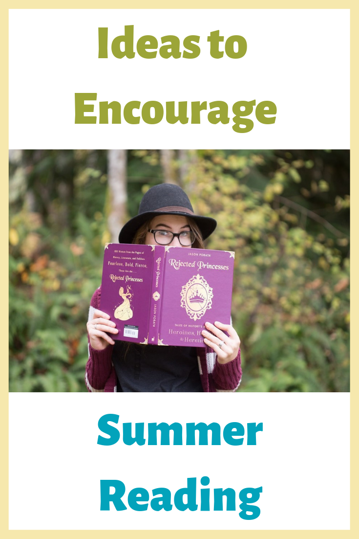 How to encourage your kids to read this summer