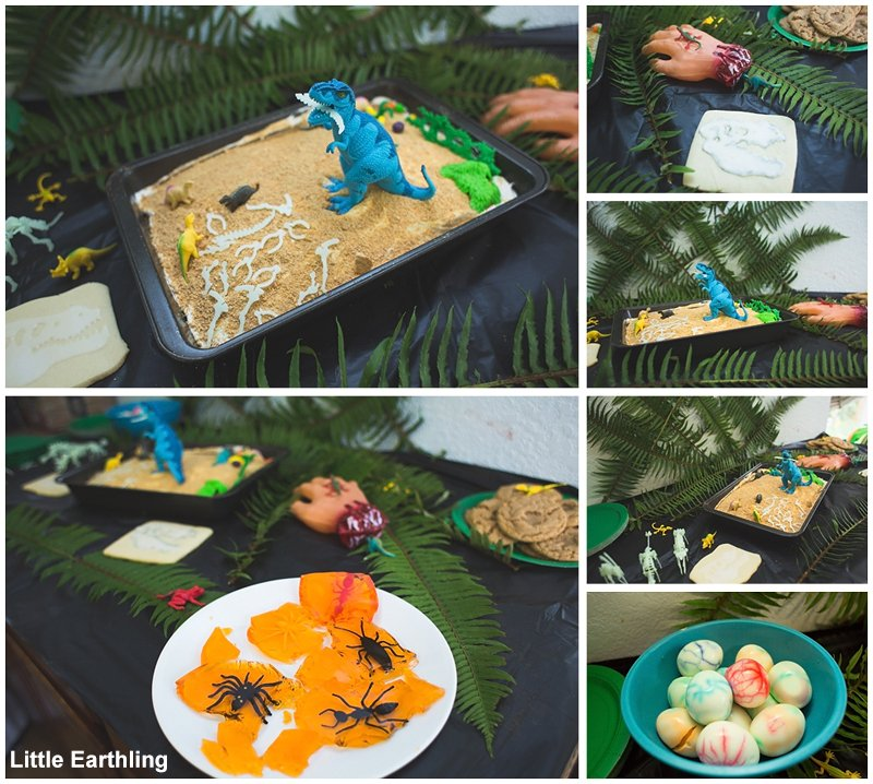 ideas for a Jurassic Park party