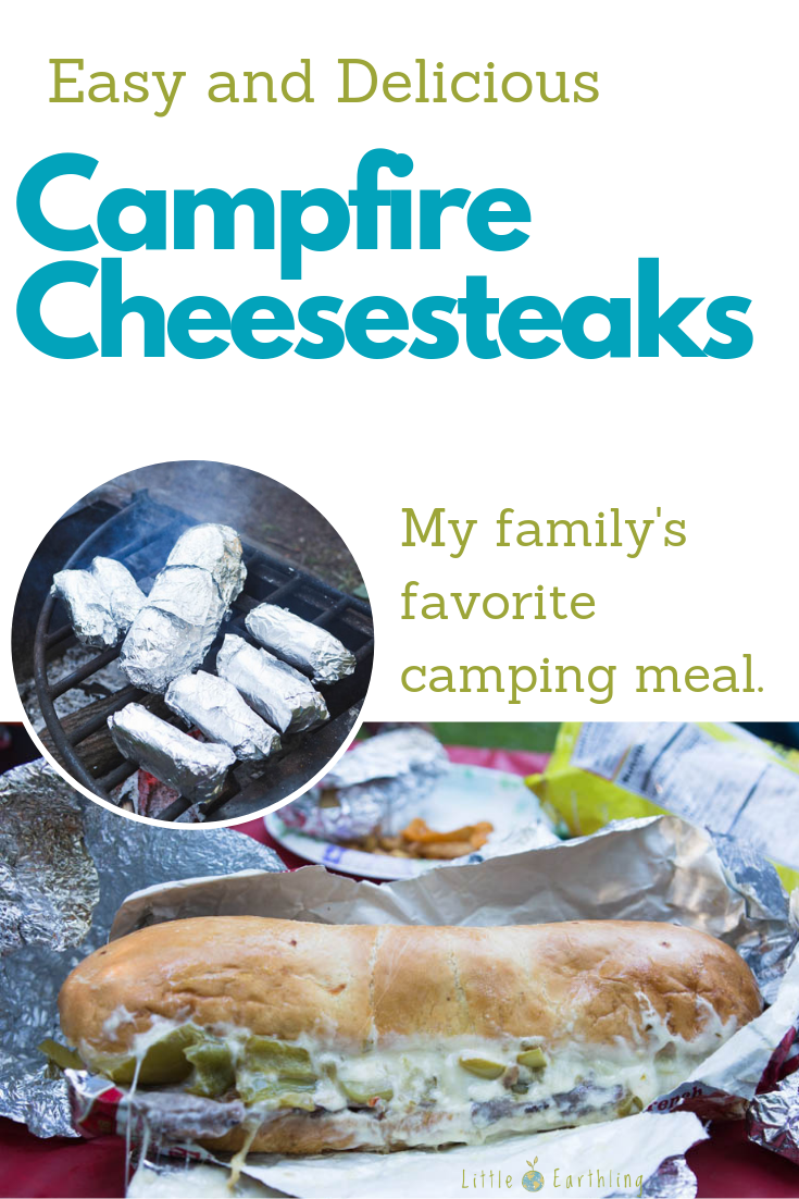 The very best family camping meal.