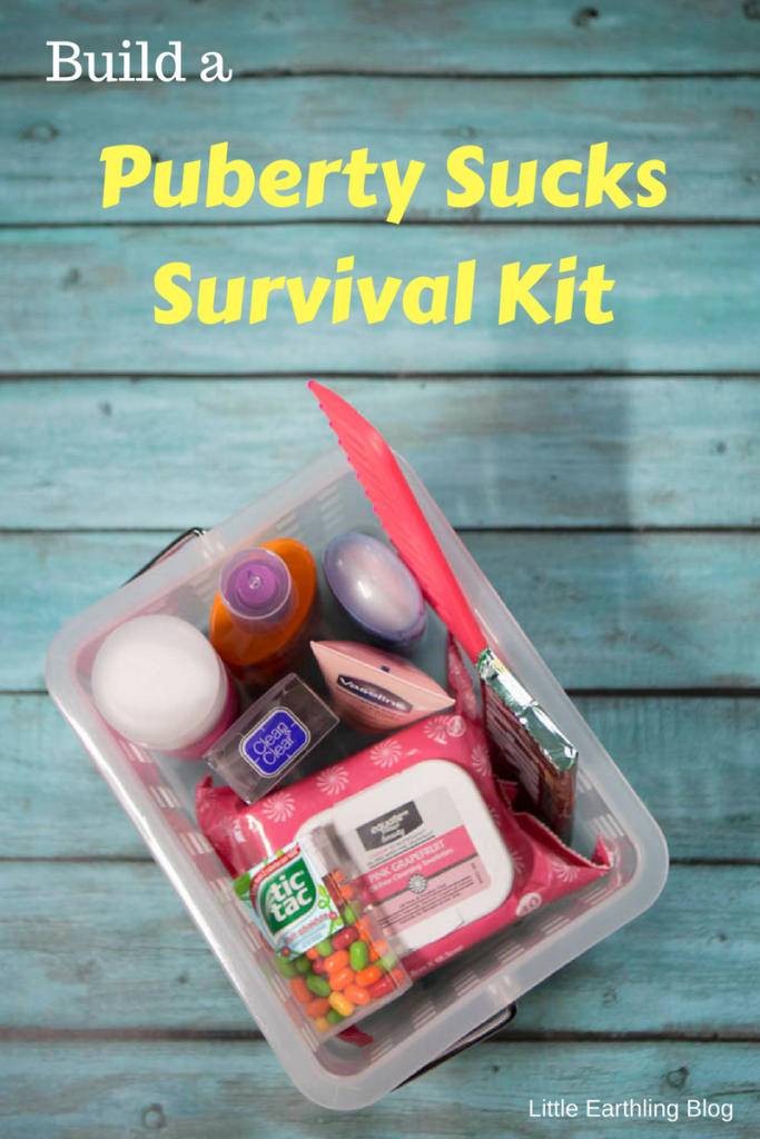 News Flash: Puberty Sucks. The how to survive guide for parents and kids}