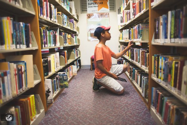 How to use your library and avoid library fines.