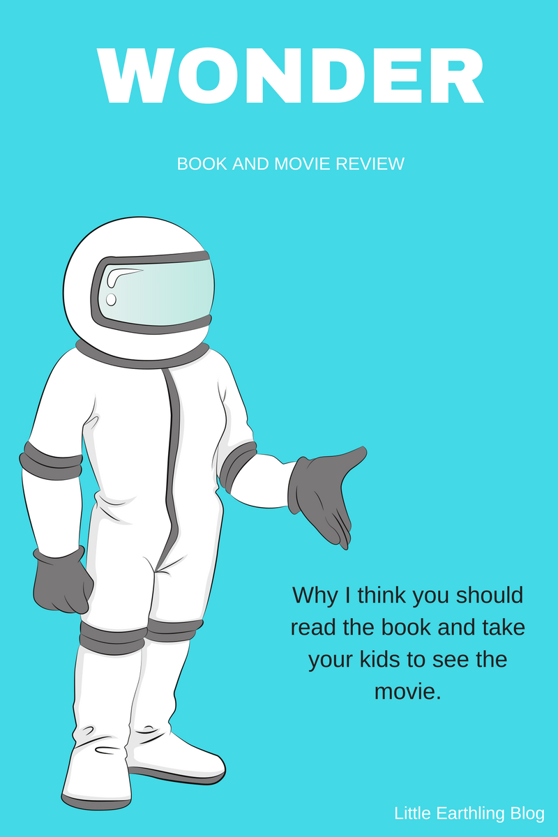 Wonder Book and Movie Review.