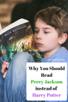 Why you should read Percy Jackson instead of Harry Potter.