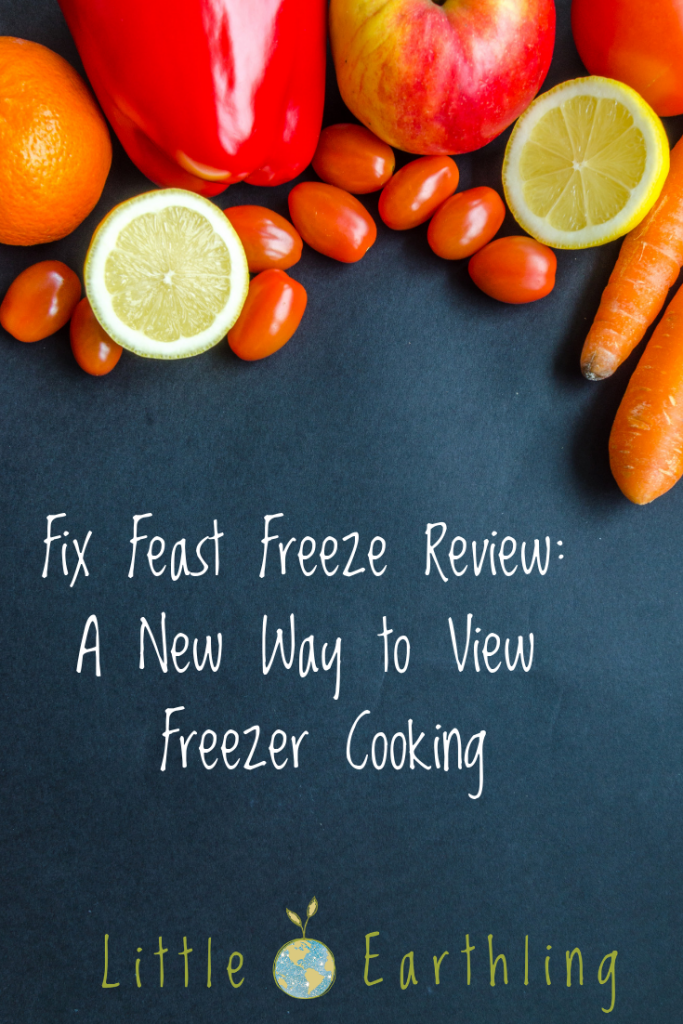 Fix Freeze Feast: How to make freezer meals for a large family.