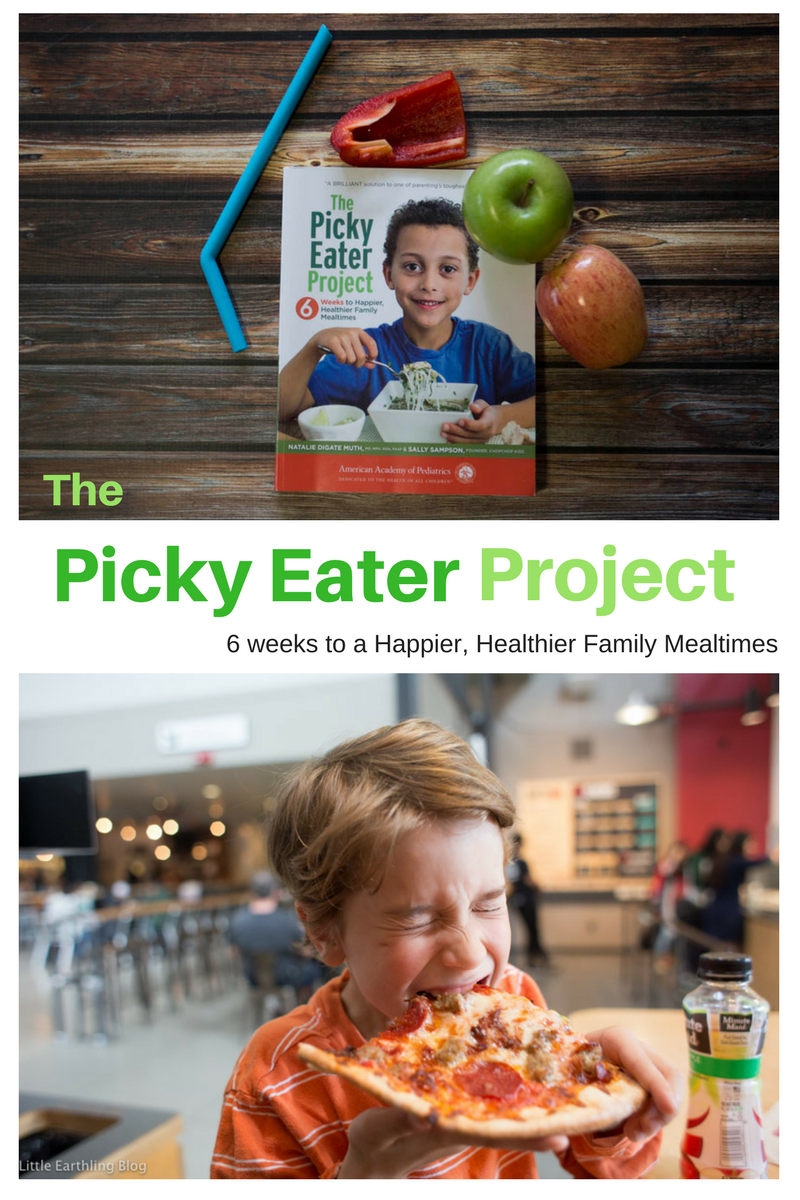 The Picky Eater Project Review: a great resource for picky eaters.
