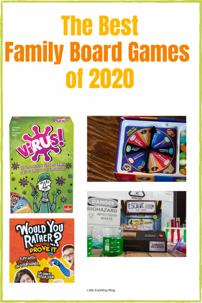 Best family board games of 2020