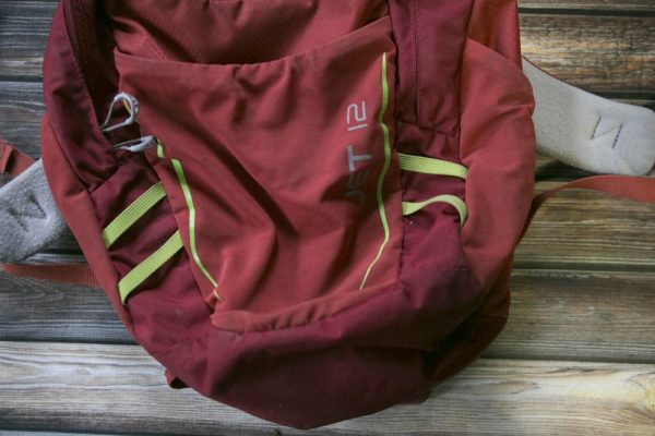 Osprey Youth Jet 12 backpack review.