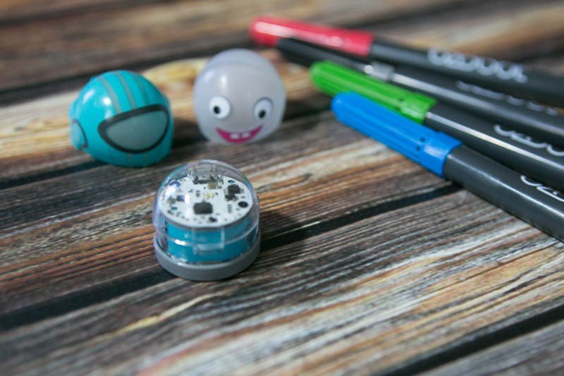 Ozobot robot review: great STEM activity for kids.