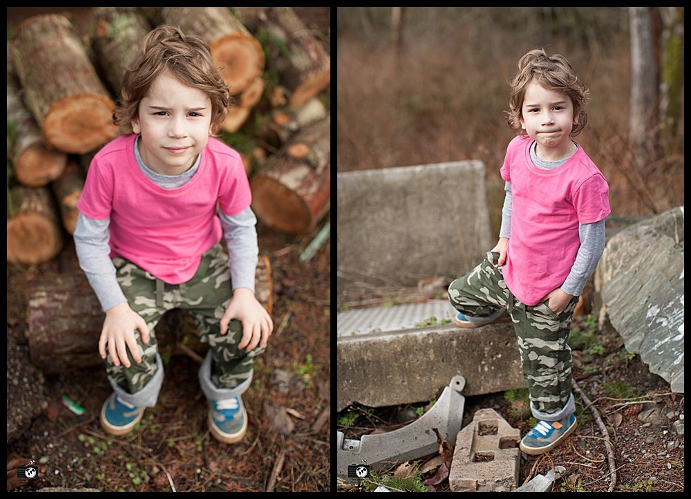 Apollo's love of pink led us on a quest for pink clothes for boys.