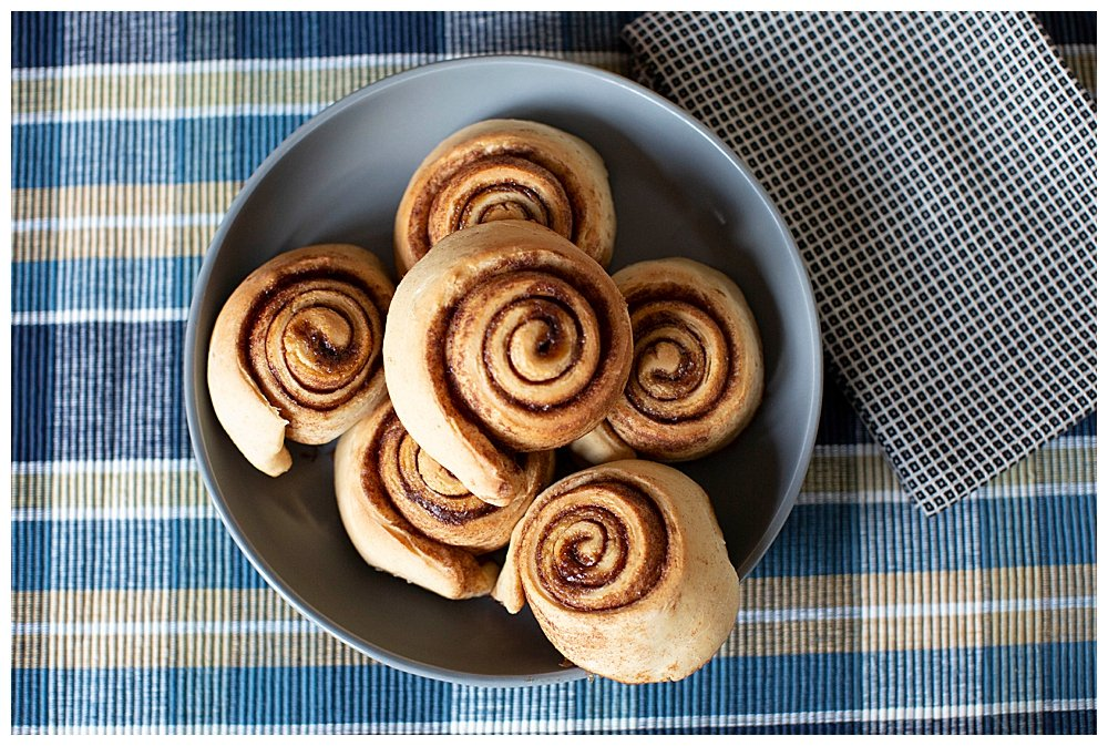 The only cinnamon roll recipe you will ever need.