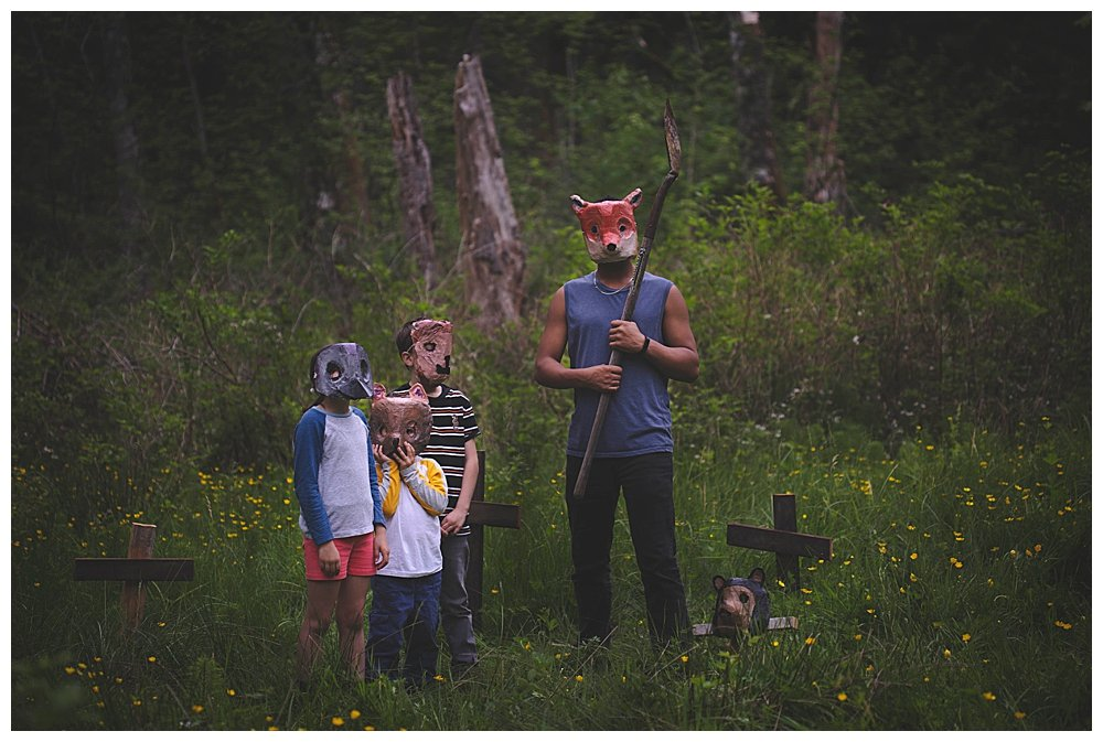 These Pet Sematary inspired photos with creep you out.