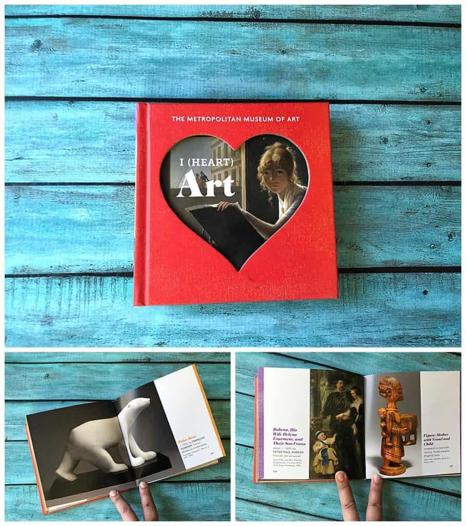 I Heart Art Review