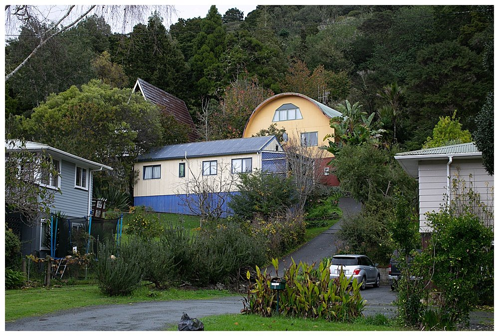 Houses near Coronation Scenic Reserve
