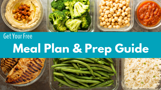 Free, printable meal plan guide.