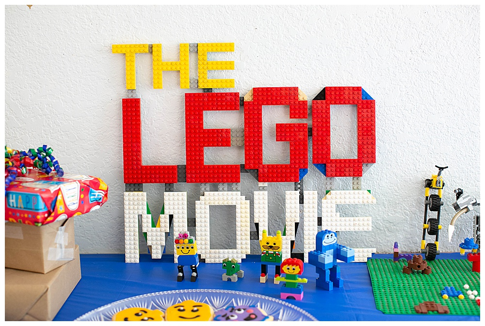 Lego Movie 2 Themed Party Apollo The Great Turns Nine