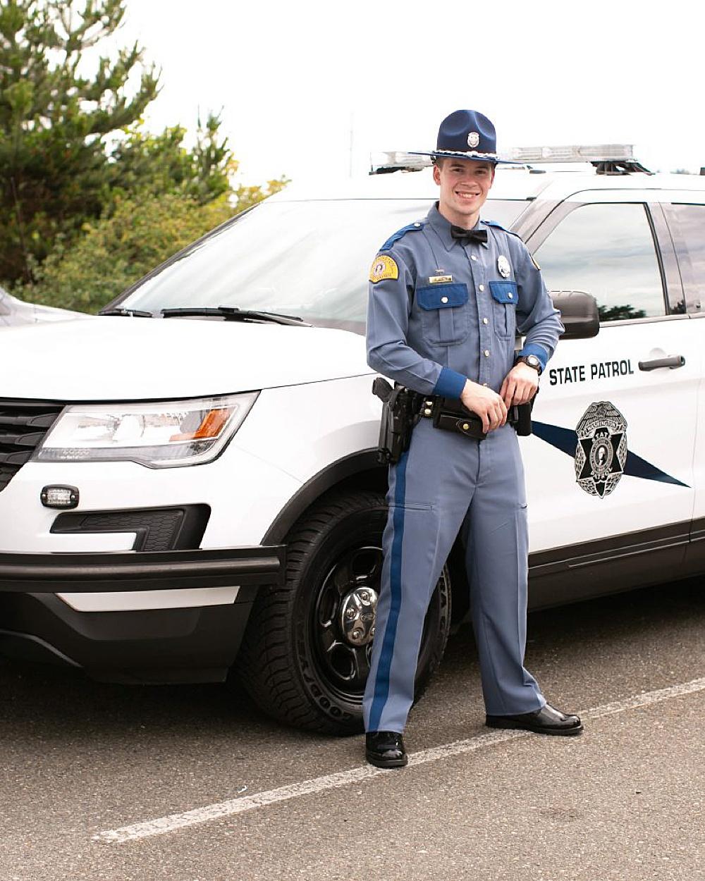 Washington State Trooper Judah
