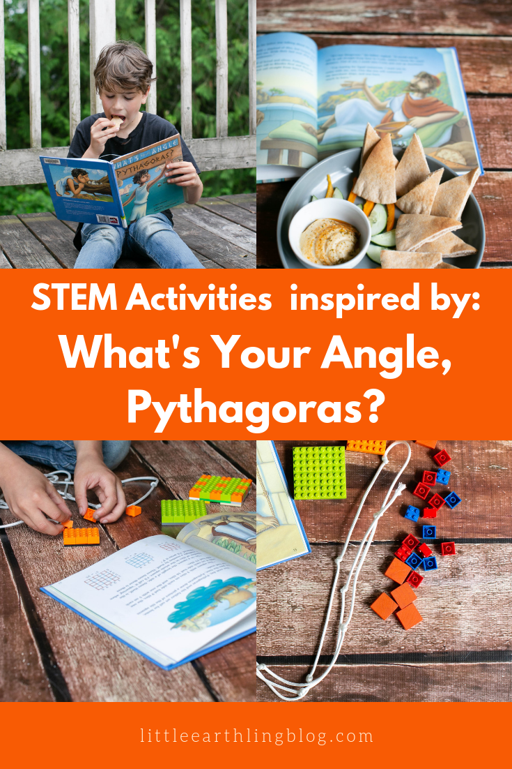 What's Your Angle Pythagoras? Hands on STEM activities.