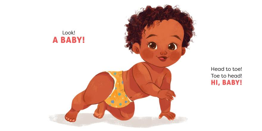 Look! Babies Head to Toe Review