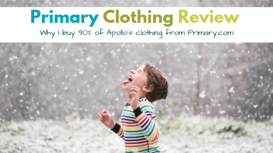 Primary.com Clothing Review