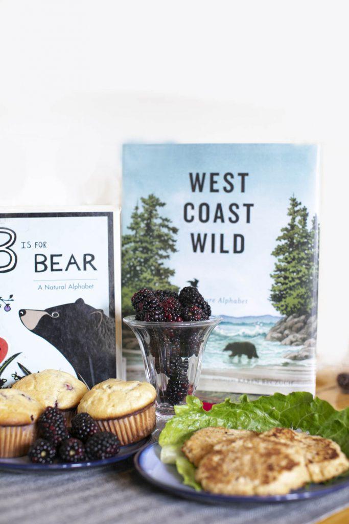West Coast Wild: A Nature Alphabet Book