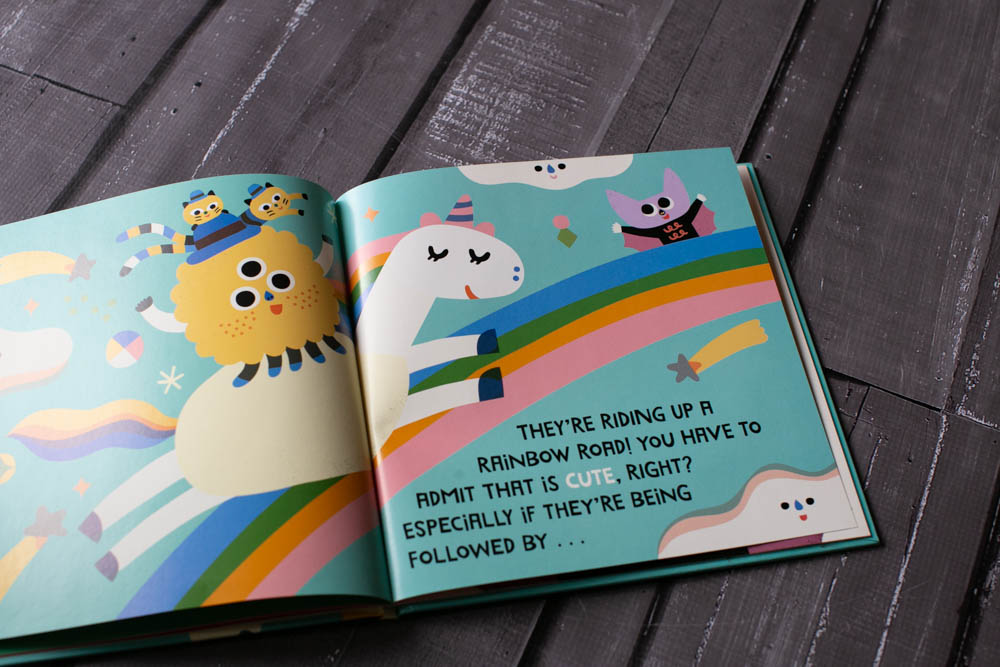 Review of the book Wha tis the Cutest Thing Ever?