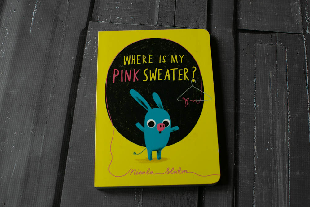 Where is my Pink Sweater Review