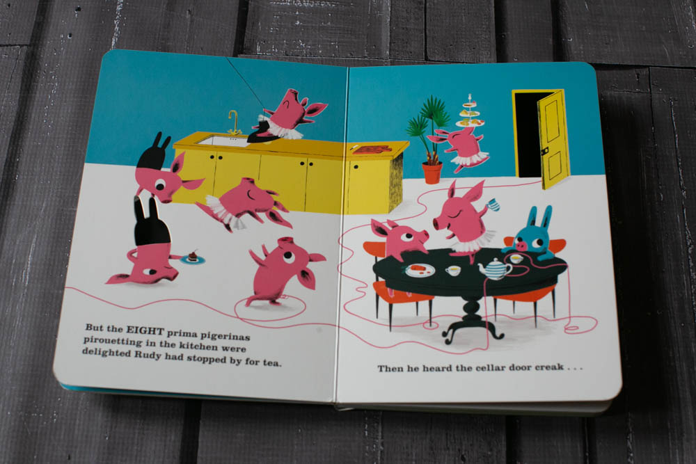 Where is My Pink Sweater by Nicola Slater review.