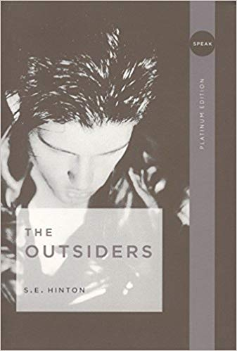 The Outsiders is a regularly banned book