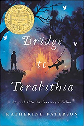 Bridge to Terabithia was one of the ALA's most banned books for the decade of 1990-1999