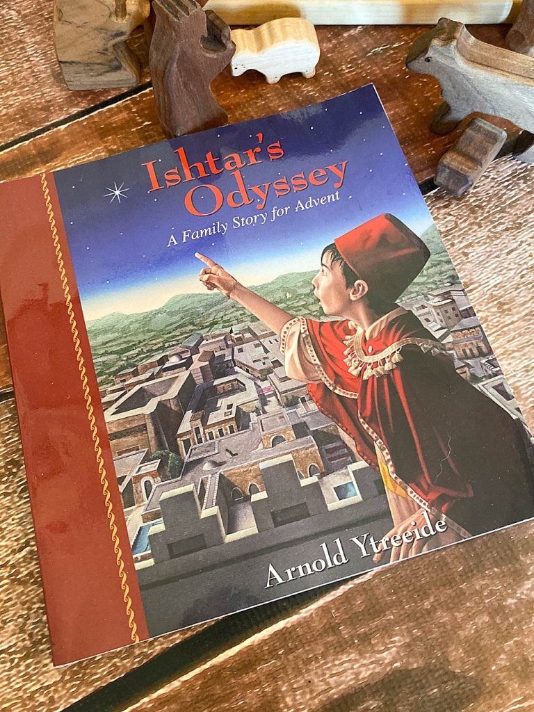 Ishtar's Odyssey: An Advent Book