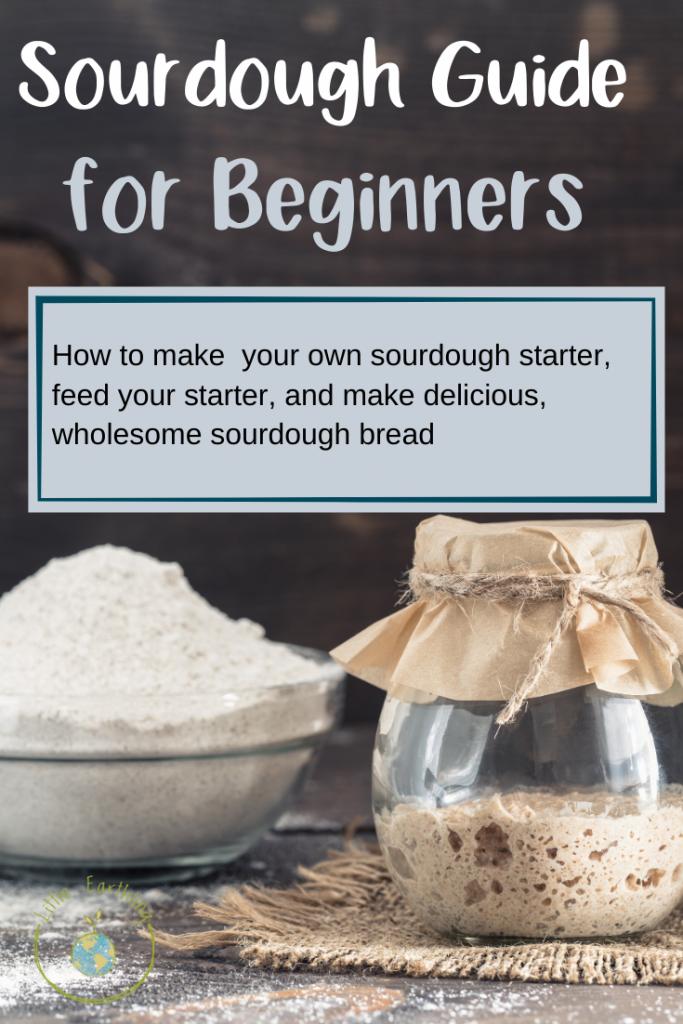 Sourdough Guide for Beginners