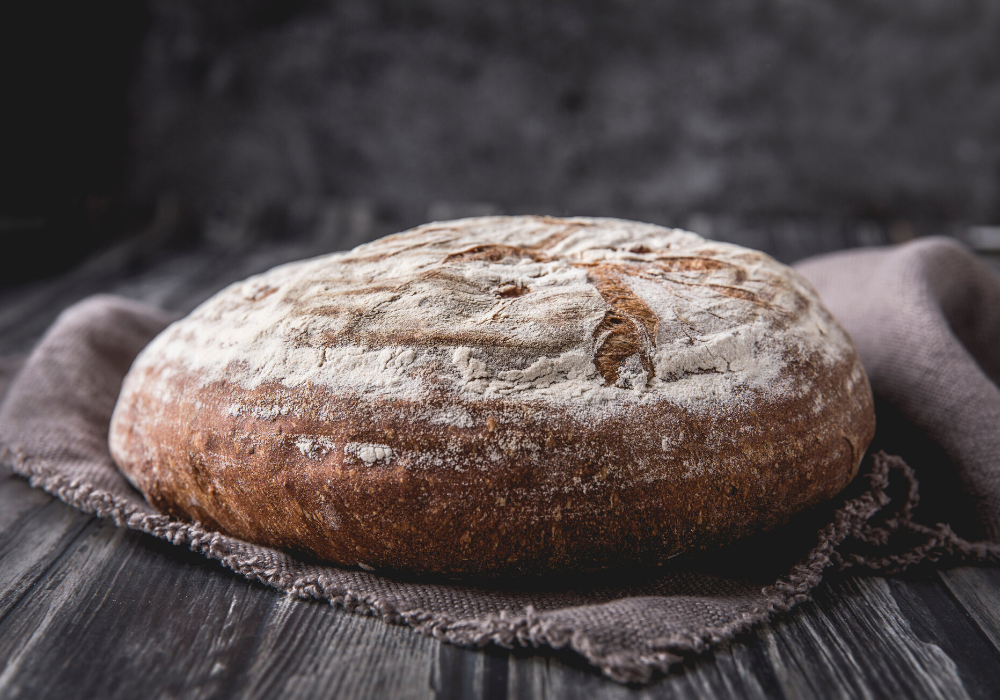 Beginner sourdough guide with sourdough recipes