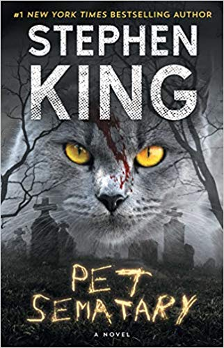 Pet Sematary by Stephen King was one of my favorite books read in 2019.