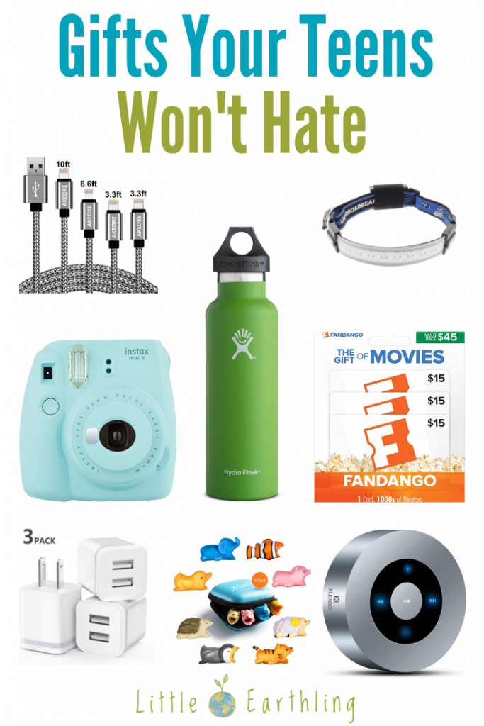 Gifts Your Teens Won't Hate