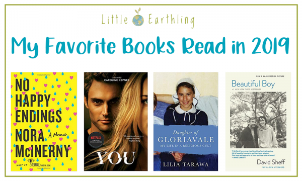 My Favorite Books Read in 2019