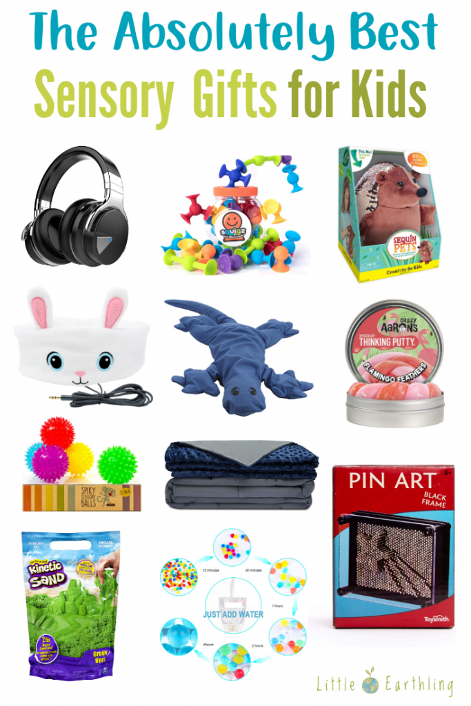 The Best Gifts for Kids with Sensory Issues