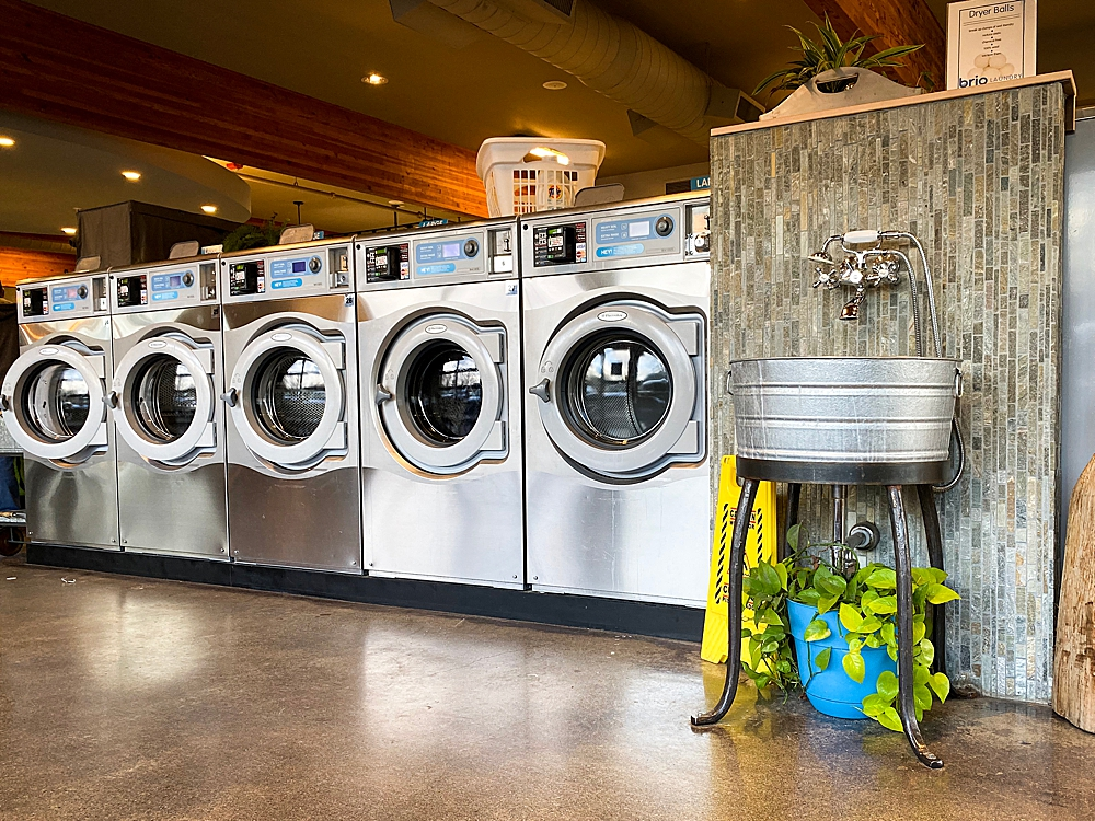 I have been using the laundromat for my large family and I am loving it!