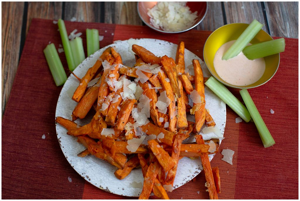 Air Fryer Sweet Potato Recipe.