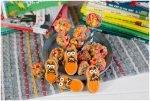 Make these fun Lorax cookies to celebrate Dr. Seuss's Birthday.